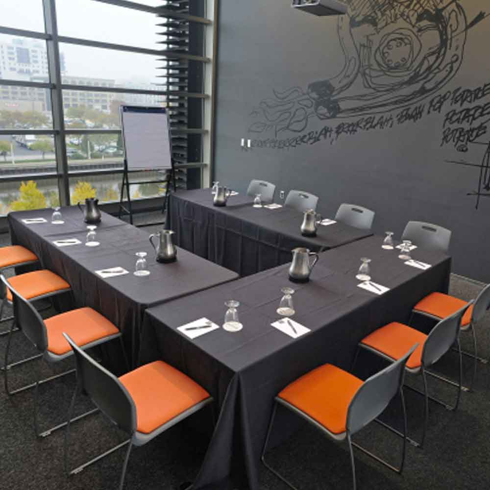 Meetings at 1903 Events, at the Harley Davidson Museum