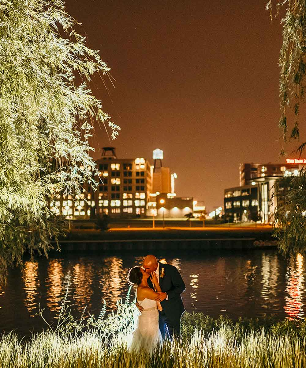 Weddings at 1903 Events at the Harley Davidson Museum